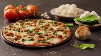 Donatos Cauliflower Spinach Mozzarella Pizza TV Spot, 'Punked'