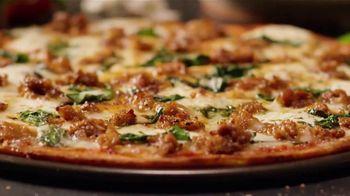 Donatos Cauliflower Spinach Mozzarella Pizza TV Spot, 'Punked' - Thumbnail 5
