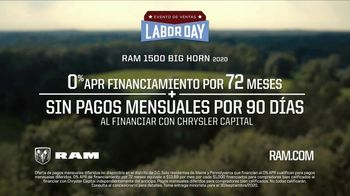 Ram Trucks Evento de Ventas Labor Day TV Spot, 'Millas que recuperar' [Spanish] [T2] - Thumbnail 8