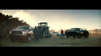 Ram Trucks Evento de Ventas Labor Day TV Spot, 'Millas que recuperar' [Spanish] [T2] - Thumbnail 3
