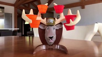 Deer Pong TV Spot, 'A Talking Deer: Monopoly'
