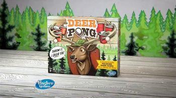 Deer Pong TV Spot, 'A Talking Deer: Monopoly' - Thumbnail 8
