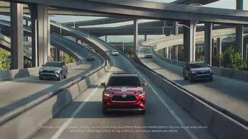 2020 Toyota Highlander Hybrid TV Spot, 'Rocket' Song by Woodkid [T1] - Thumbnail 1