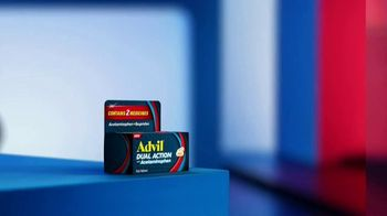 Advil Dual Action With Acetaminophen TV Spot, '25 Years In the Making' - Thumbnail 4