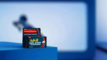 Advil Dual Action With Acetaminophen TV Spot, '25 Years In the Making' - Thumbnail 5