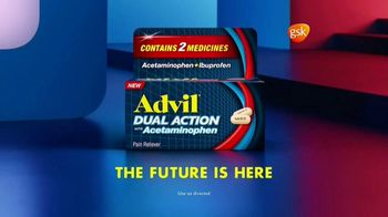 Advil Dual Action With Acetaminophen TV Spot, '25 Years In the Making' - Thumbnail 9