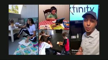 XFINITY TV Spot, 'Committed to Helping Families Stay Connected' Song by Bhi Bhiman - Thumbnail 4