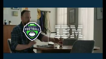 IBM Watson TV Spot, 'Find Your Best Trades' Featuring Larry Fitzgerald Jr. - Thumbnail 10