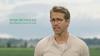 Mint Mobile TV Spot, 'Ryan & Avery Revere' Featuring Ryan Reynolds - 362 commercial airings