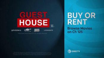 DIRECTV Cinema TV Spot, 'Guest House' - Thumbnail 10
