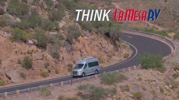 La Mesa RV TV Spot, 'Think: 2021 Thor Motor Coach Delano' - Thumbnail 3