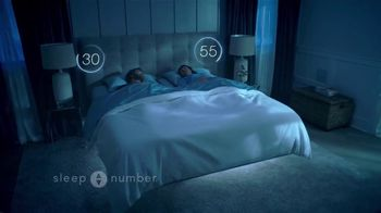 Sleep Number Biggest Sale of the Year TV Spot, 'Save $1,000 and 0% Interest for 36 Months' - Thumbnail 2