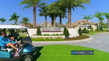 GL Homes TV Spot, 'Brand New Community' - Thumbnail 6
