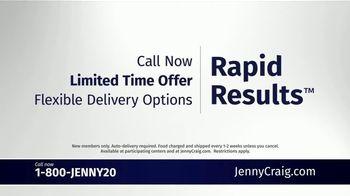 Jenny Craig Rapid Results TV Spot, 'Take Care of You' - Thumbnail 10