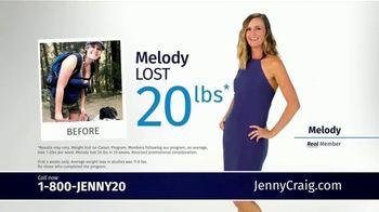 Jenny Craig Rapid Results TV Spot, 'Take Care of You' - Thumbnail 7
