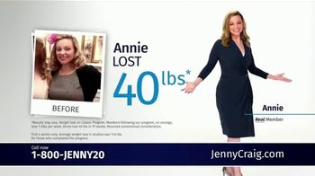 Jenny Craig Rapid Results TV Spot, 'Take Care of You' - Thumbnail 8