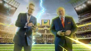 FOX Bet Sportsbook TV Spot, 'Take Things to the Next Level' Ft. Terry Bradshaw, Howie Long