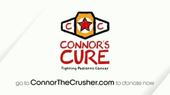 Connor's Cure TV Spot, 'WWE Superstars: Lance the Tumornator' - Thumbnail 9