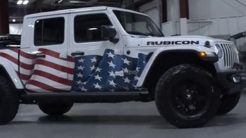 Sierra Delta TV Spot, 'Sweepstakes: Custom 2020 Jeep Rubicon Gladiator' - Thumbnail 4