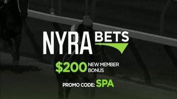 NYRA Bets TV Spot, 'High Speed: New Member Bonus' - Thumbnail 9