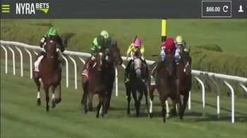 NYRA Bets TV Spot, 'High Speed: New Member Bonus'