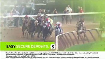 NYRA Bets TV Spot, 'High Speed: New Member Bonus' - Thumbnail 6