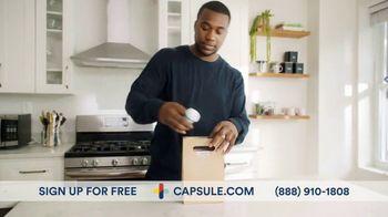 Capsule TV Spot, 'Never Been Easier'