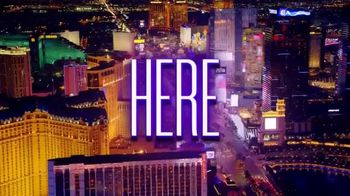 Visit Las Vegas TV Spot, 'The Weekend. Now Available 365 Days a Year' Song by Ian Post - 439 commercial airings