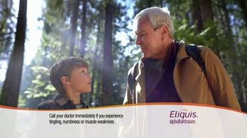 ELIQUIS TV Spot, 'What's Next: Still on the Road'