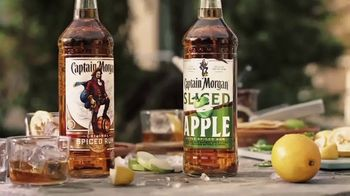 Captain Morgan Sliced Apple TV Spot, 'First Fight'