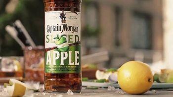 Captain Morgan Sliced Apple TV Spot, 'First Fight' - Thumbnail 3