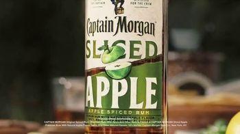 Captain Morgan Sliced Apple TV Spot, 'First Fight' - Thumbnail 6