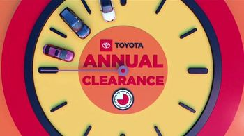 Toyota Annual Clearance TV Spot, 'Labor Day Final Countdown: Clock Is Ticking' [T2] - Thumbnail 6