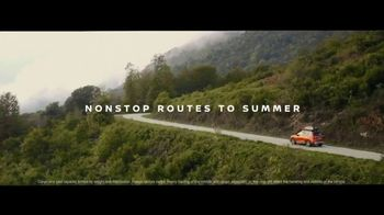 Nissan Bottom Line Sales Event TV Spot, 'Final Boarding Call' Song by Dustin Paul [T2] - 3 commercial airings