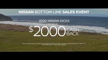 Nissan Bottom Line Sales Event TV Spot, 'Final Boarding Call' Song by Dustin Paul [T2] - Thumbnail 9