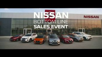 Nissan Bottom Line Sales Event TV Spot, 'Final Boarding Call' Song by Dustin Paul [T2] - Thumbnail 7