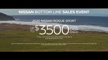 Nissan Bottom Line Sales Event TV Spot, 'Final Boarding Call' Song by Dustin Paul [T2] - Thumbnail 8