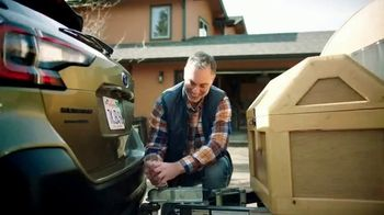 Subaru Outback TV Spot, 'HGTV: Home Away From Home' [T1] - Thumbnail 5