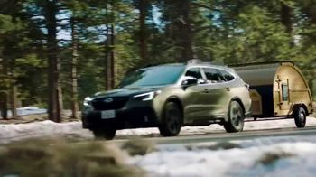 Subaru Outback TV Spot, 'HGTV: Home Away From Home' [T1] - Thumbnail 6