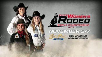 World Champions Rodeo Alliance TV Spot, '2020 Women's Rodeo World Championship' - Thumbnail 5