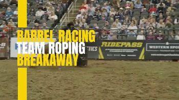 World Champions Rodeo Alliance TV Spot, '2020 Women's Rodeo World Championship' - Thumbnail 3