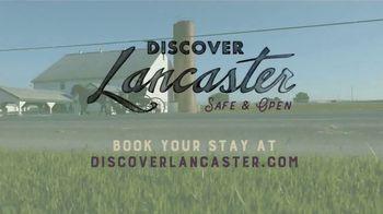 Discover Lancaster TV Spot, 'Preparing' - Thumbnail 9