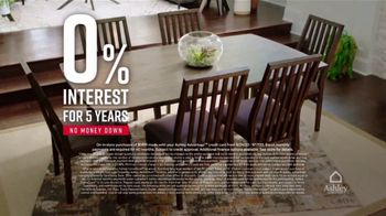 Ashley HomeStore Labor Day Sale TV Spot, 'Final Days: 25% Off and Financing' - Thumbnail 5