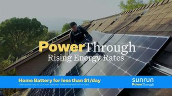 Sunrun Rechargeable Solar Battery System TV Spot, 'Under Your Roof' - Thumbnail 7