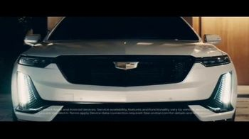 2020 Cadillac XT6 TV Spot, 'Hazards in the Dark' Song by DJ Shadow, Run the Jewels [T1]