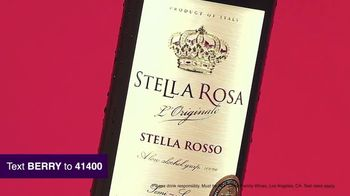 Stella Rosa Wines TV Spot, 'Real Taste Comes Naturally: Rosso' Song by Solid Spark