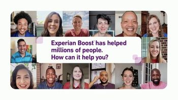 Experian Boost TV Spot, 'This is Incredible'
