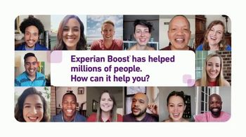 Experian Boost TV Spot, 'Serious About Saving'