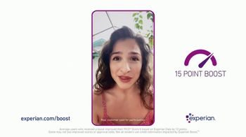 Experian Boost TV Spot, 'Serious About Saving' - Thumbnail 3