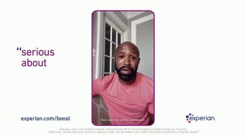 Experian Boost TV Spot, 'Serious About Saving' - Thumbnail 7